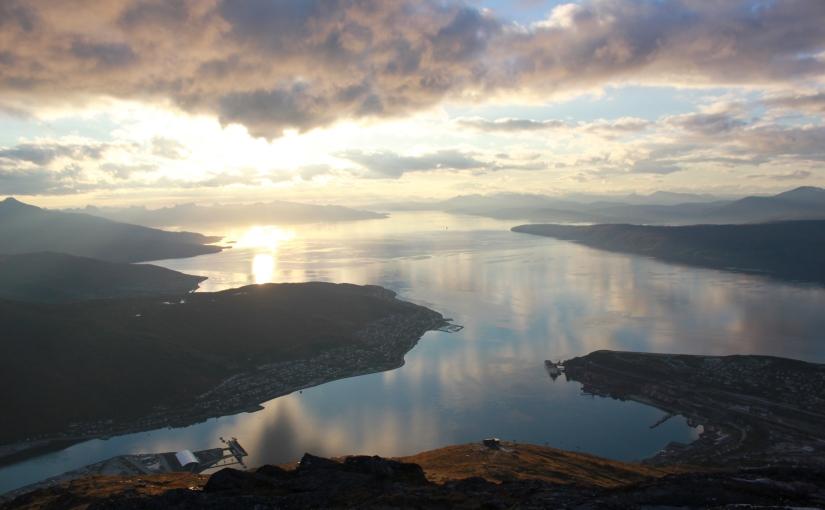 Fagernesfjellet i Narvik