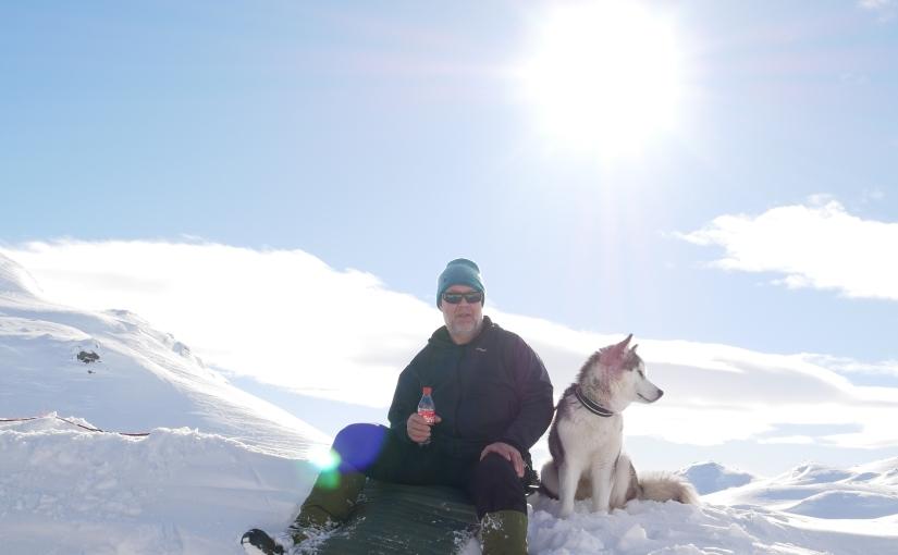 Dag 8: Fra Øyuvsbu til Taumevatn for et himmelskbiffmåltid