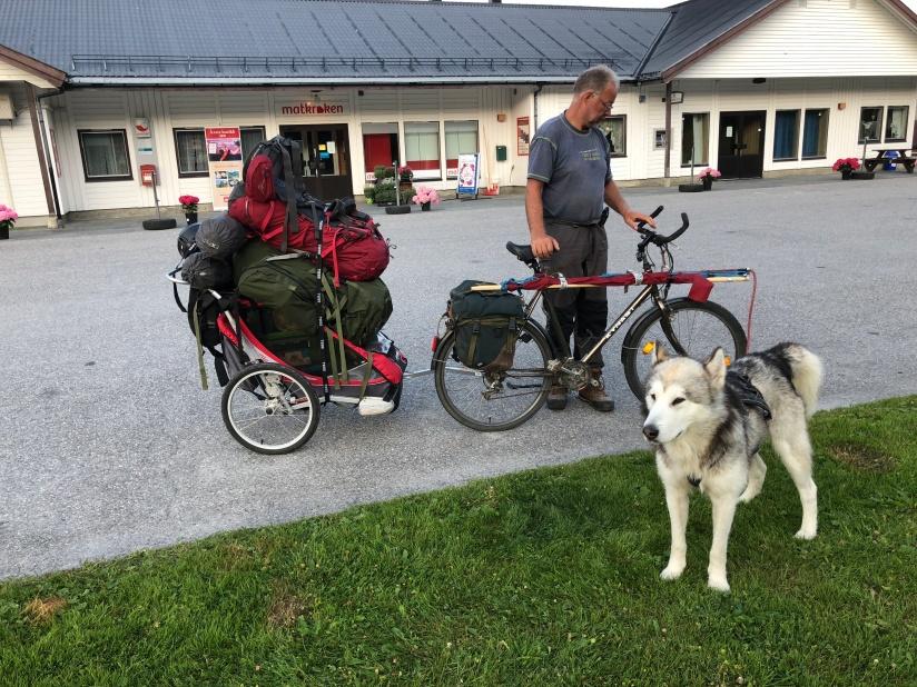 Dag 59: Etter vei fra Lenglingen tilHoland