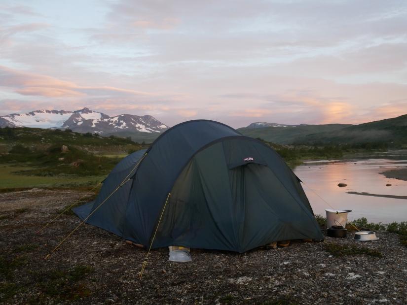 Dag 64: Flott tur fra Gaukvatnet tilSimskardelva