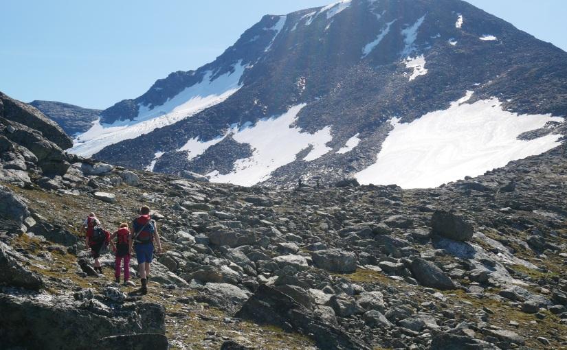 Oksskolten – Nord Noges høyestefjell