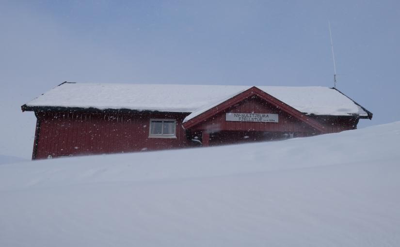 Dag 80: Vindfull dag i Sulitjelmafjellene