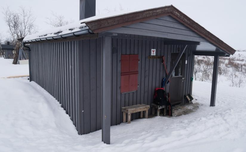 Dag 106: Slapp dag fra Jotka tilBojobæski