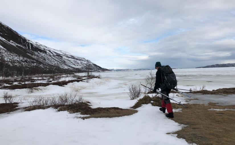 Dag 109: På havisen fra Lakselv tilBillefjord