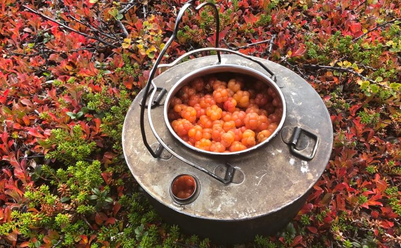 Høsttur i Finnmark
