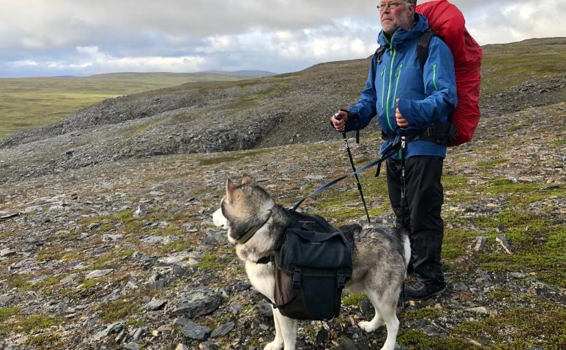 E1 dag 3 og 4: Dramatisk tur fra Kobbefjord tilStohpojohka