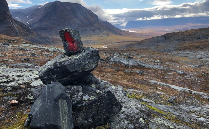 E1 dag 31: Fra Gappo til Rostadalen i majestetiskeomgivelser