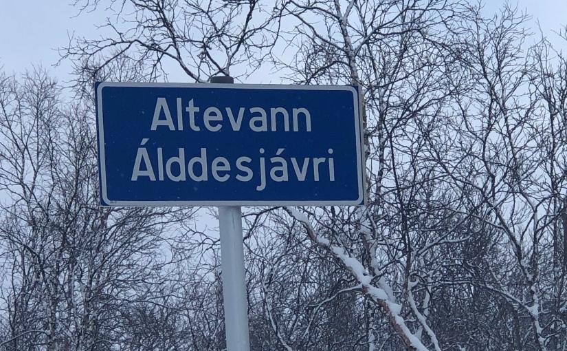 E1 dag 38:Altevatn